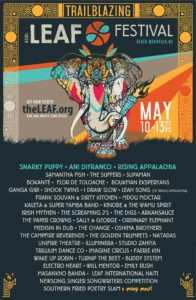 Leaf Arts Festival May 2018 @ Leaf Arts Festival | Black Mountain | North Carolina | United States