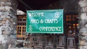 2019 Arts and Crafts Conference at Grove Park Inn