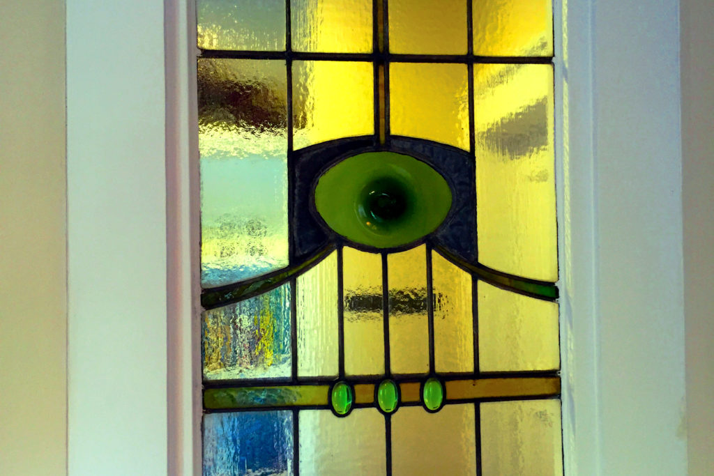 AHBM Common Area Stained Glass