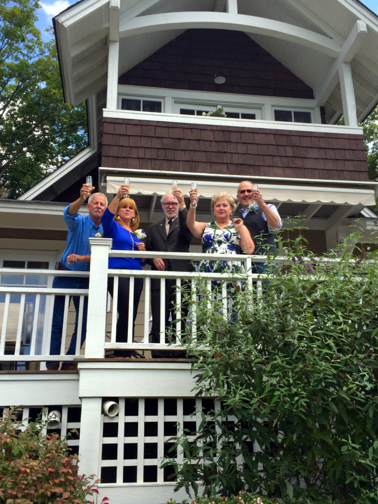 Group Reservations at Arbor House in Black Mountain