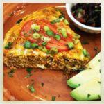 Arbor House Food Breakfast Chorizo Fritatta