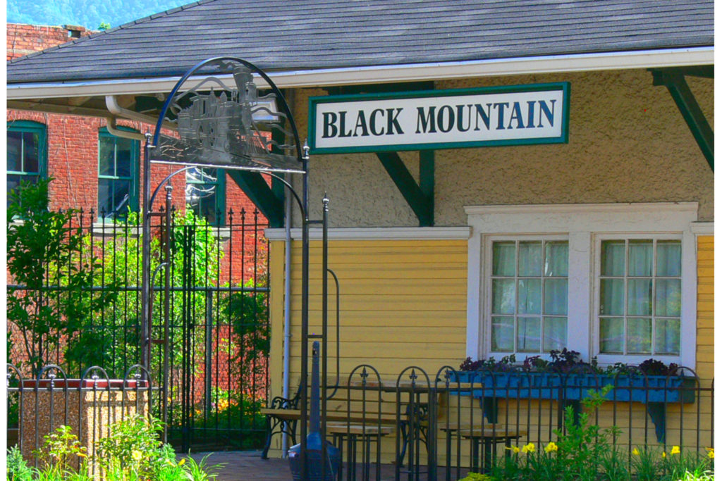 Black Mountain Area