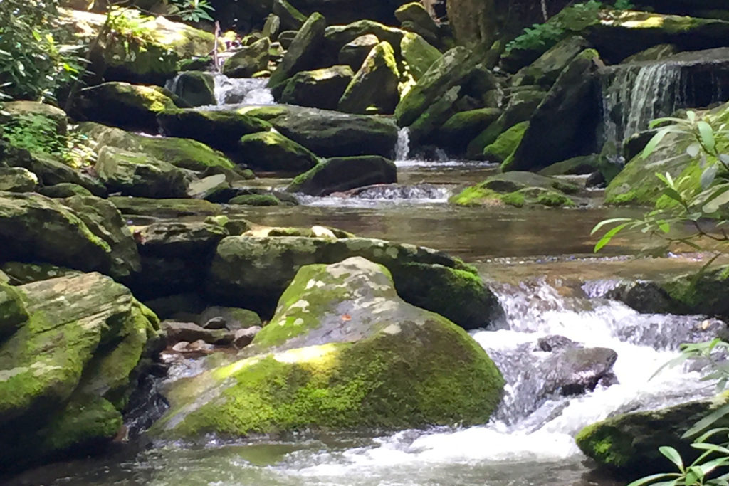 Catabwa Falls