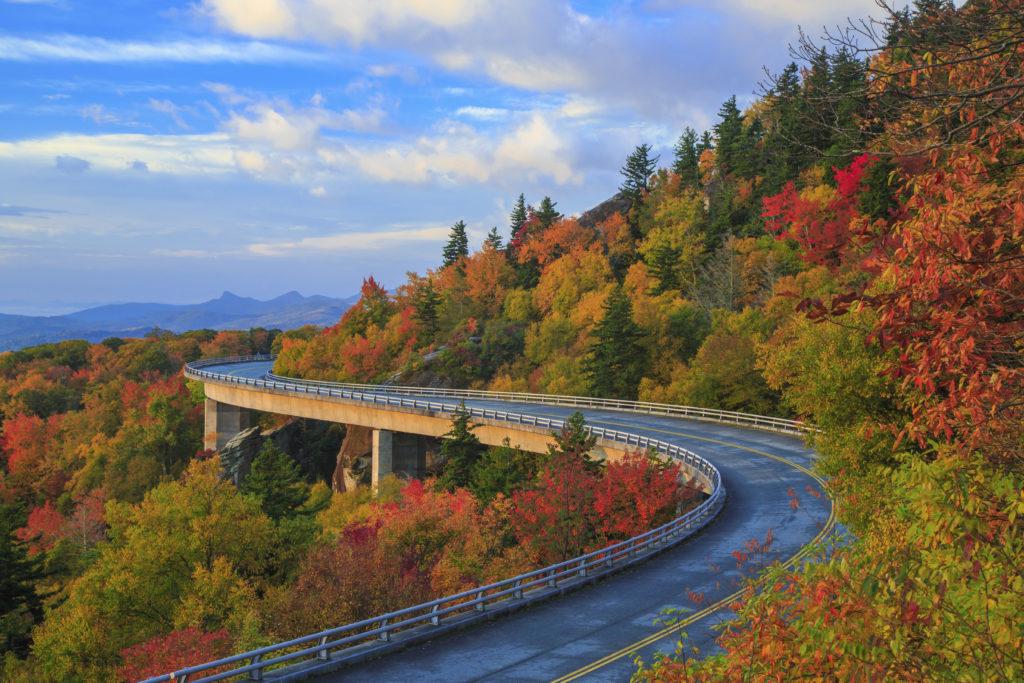 Josh Lloyd Blue Ridge Parkway